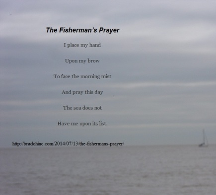 1- The Fisherman's Prayer Fanart