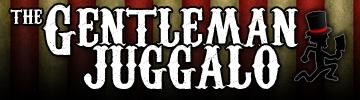 The Gentleman Juggalo Logo
