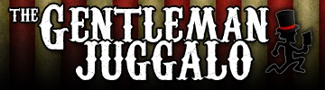 The Gentleman Juggalo Logo
